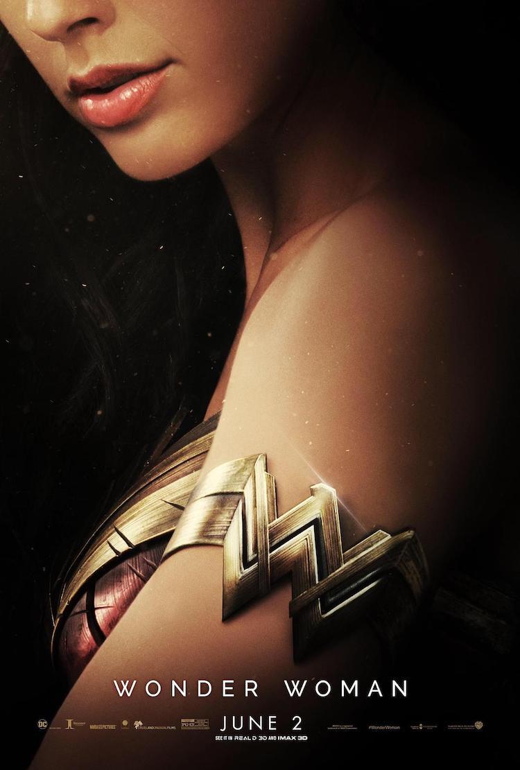 盖尔·加朵主演《神奇女侠》(Wonder Woman)电影影评,美哉戴安娜