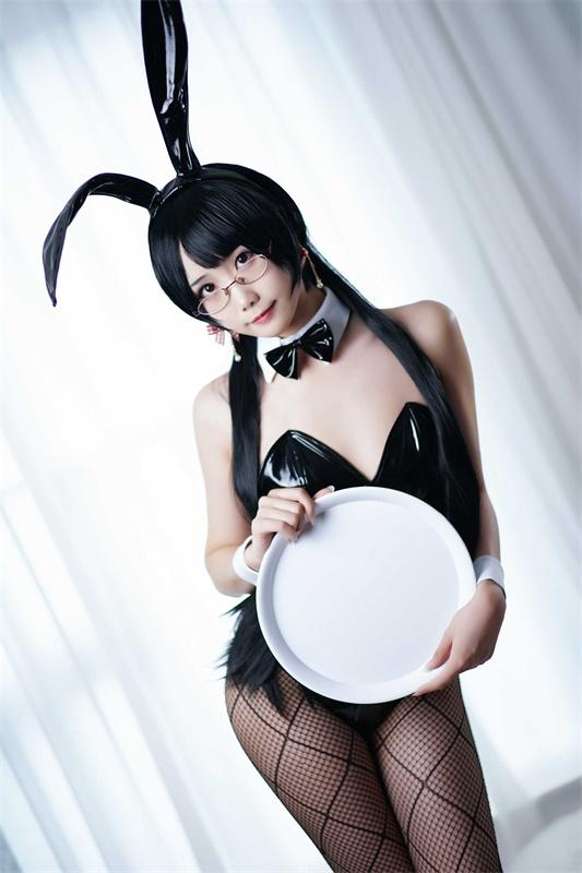 ⭐微博红人⭐曉美媽-性感美女@NO.022 兔女郎 Bunny Girl[43P-128MB]插图1