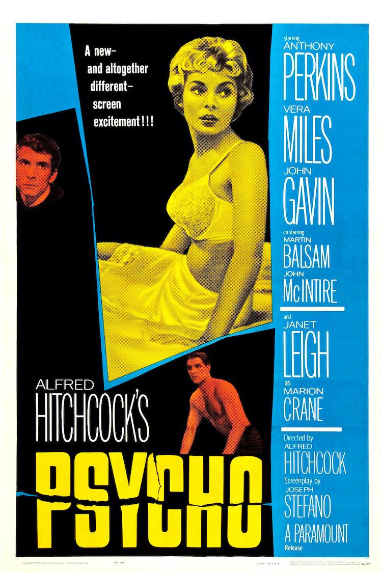 惊魂记(Psycho)电影影评:60年前的作品现在看依旧精彩-爱趣猫