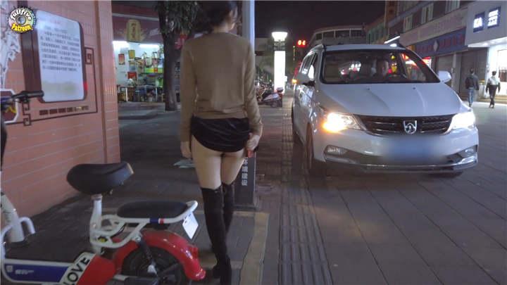 图片[3]-P站红人宜家女主『Fullfive』夜晚热闹的步行街无内露出惹的路人不禁回头看[1V/614MB]-醉四季