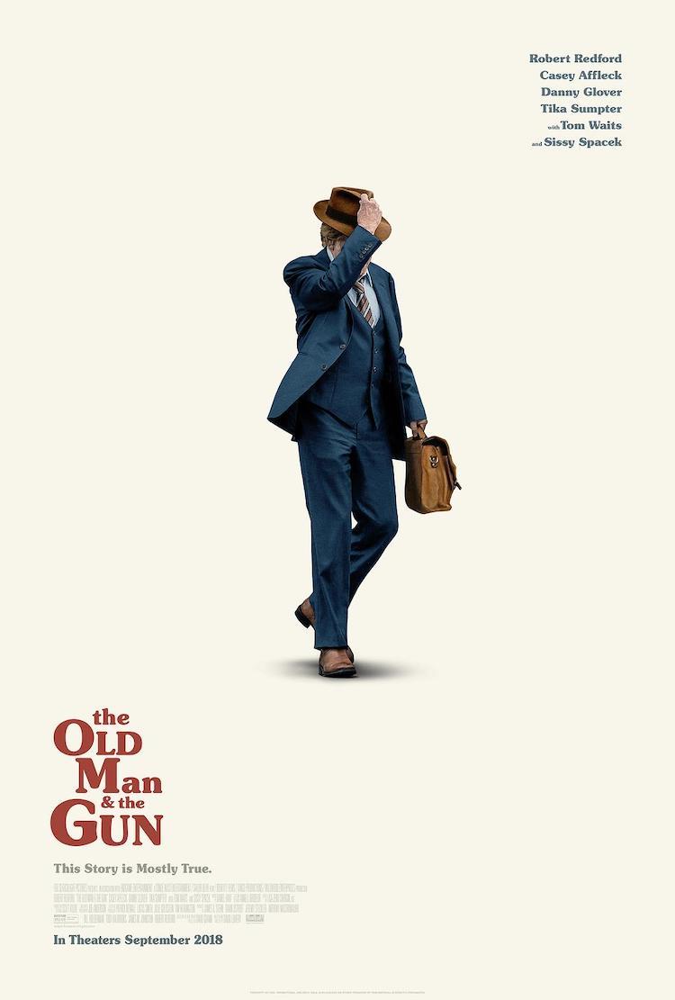 《老人和枪》电影影评:日舞小子最浪漫的告别之作