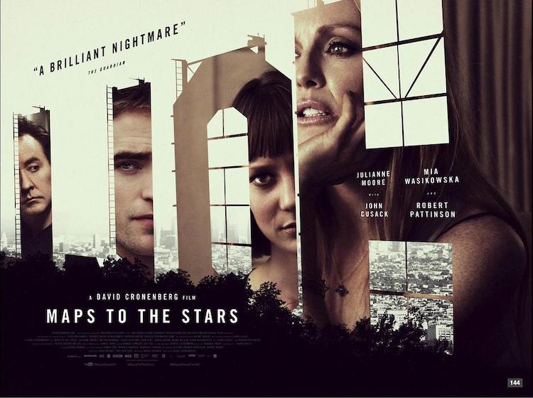 朱丽安·摩尔《星图》电影评价:当作精神分析电影来看更有趣
