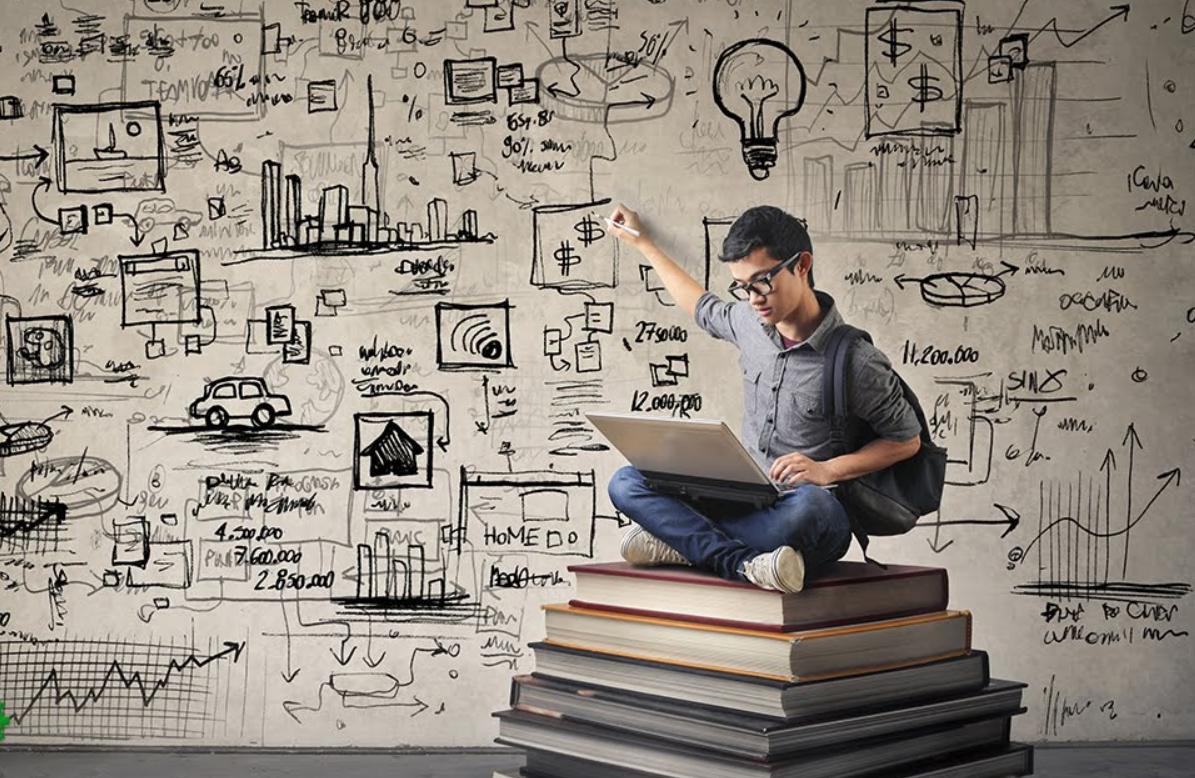 天赚网:想要成功就不能停下学习的脚步