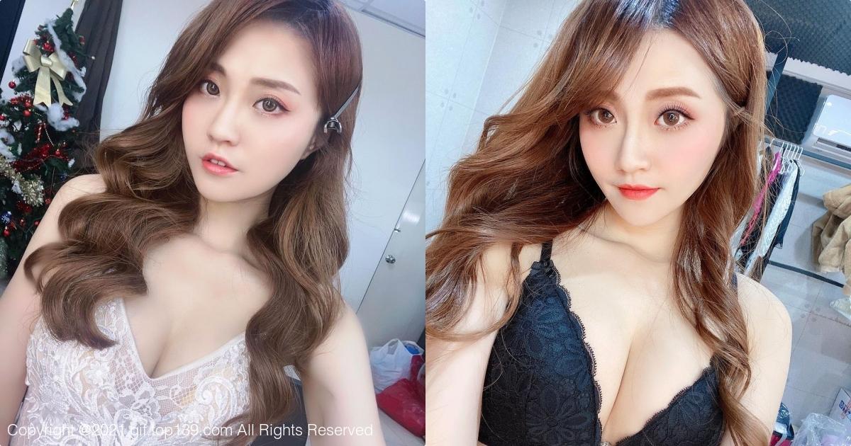 美女「MiMi佳佳儿」白纱造型美翻,可爱的脸蛋疯狂放电!
