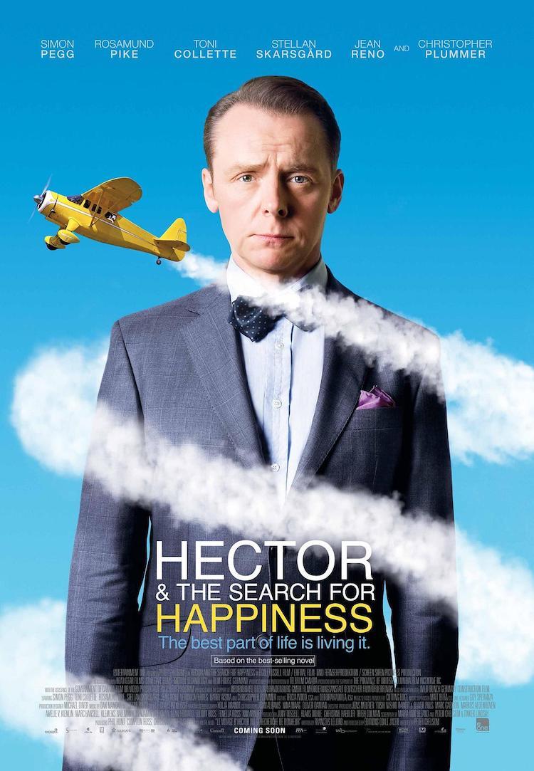 西蒙·佩吉《寻找幸福的赫克托》电影观后感:追寻人生的意义是人人必经之路,人要为自己的快乐负责