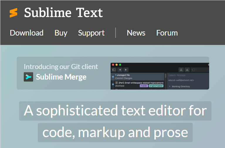 Sublime Text 3(Build 3211)最新版本注册码License