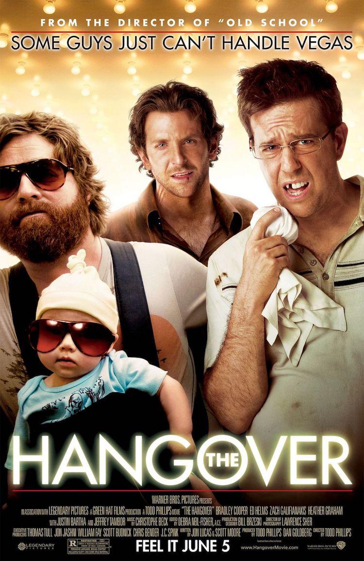 《宿醉1/醉后大丈夫》电影:史上最惨烈最搞笑的宿醉