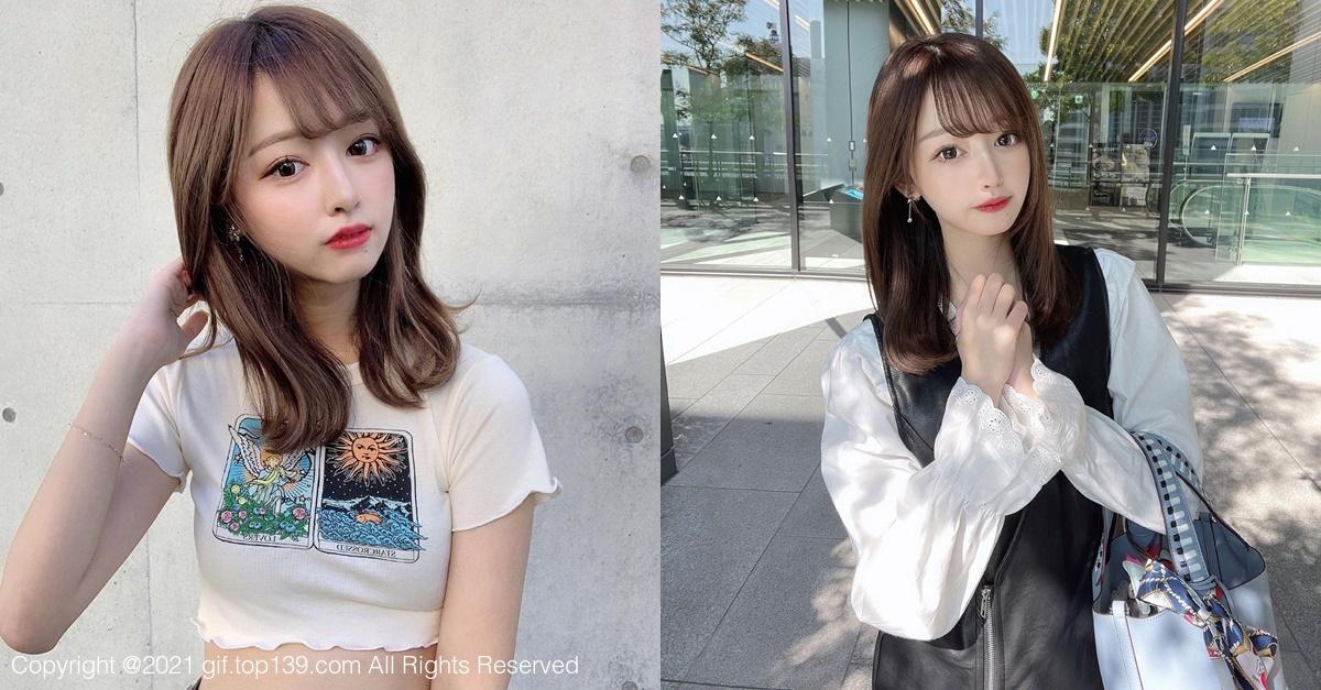 名古屋美女大学生「武井咲」甜美又有气质,纤细小蛮腰超迷人!