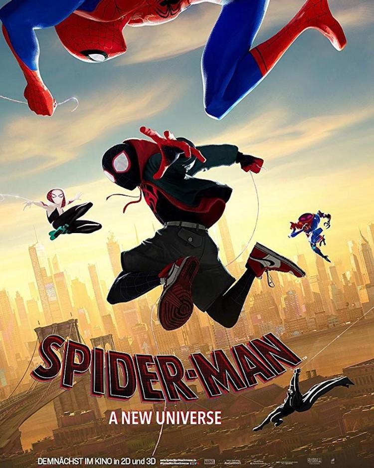 【电影影评】《蜘蛛侠:平行宇宙》:保有初衷又带来全新的诠释