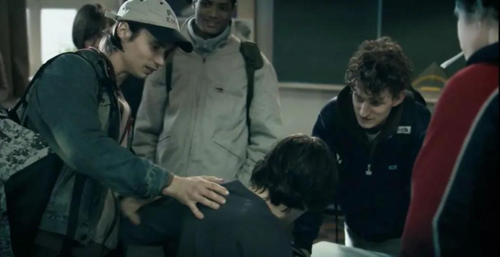 比利时版「少年的你」,校园暴力引发命案,结局出人意料