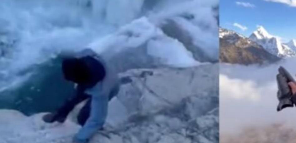 西藏警方从冰川下游冰层处打捞出尸体 DNA检测结果令人心碎【热议】