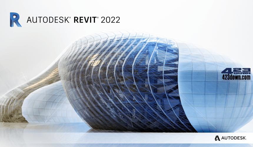 Autodesk Revit 2022.1 Update 中文破解版