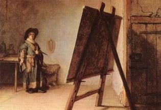 贡布里希:艺术和艺术家
