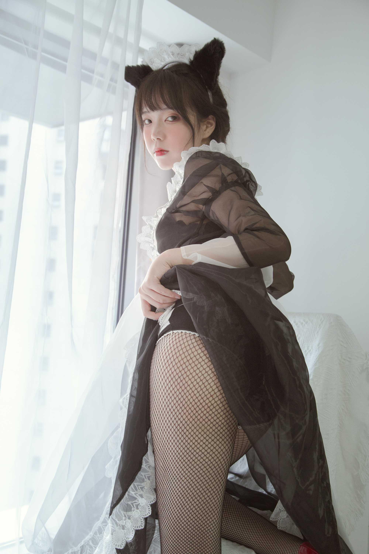 ⭐cos套图⭐Fushii_海堂 写真无水印版-NO.001 女仆图包 [30P-48MB]插图2
