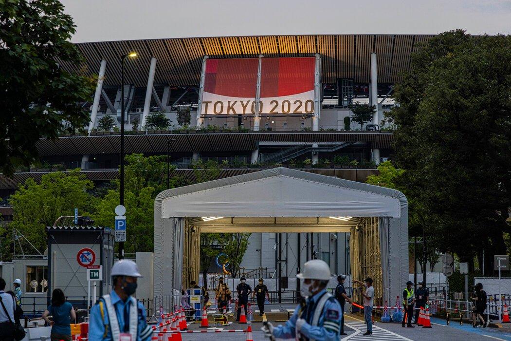 东京的奥林匹克体育场将是开幕式和闭幕式以及田径比赛的地点。