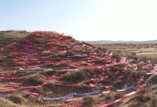 把100公斤脏话铺满一座山,他们用行动证明网暴的可怕