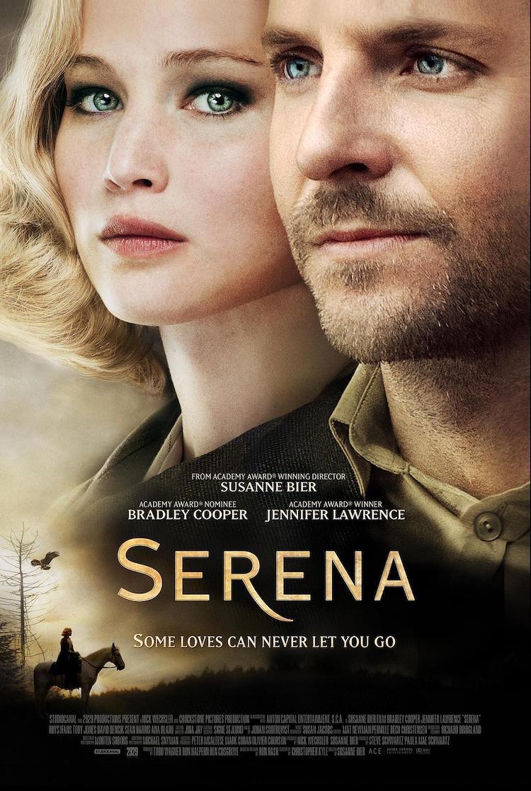 《赛琳娜》(serena)电影影评,原著书迷只能叹息-爱趣猫