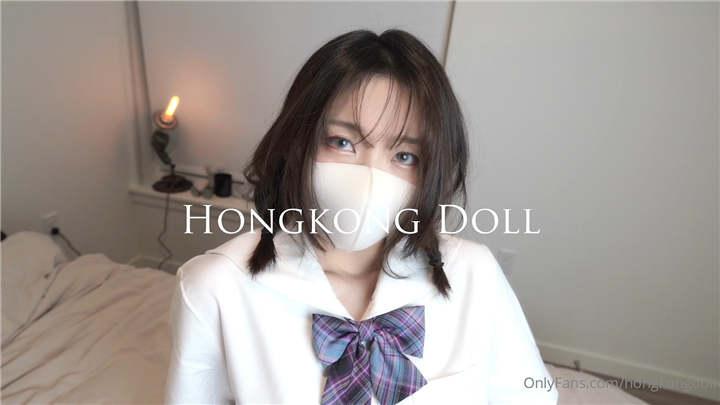 超爆女神『香港美少女』最强剧情-『甜美游戏2』玩偶姐姐
