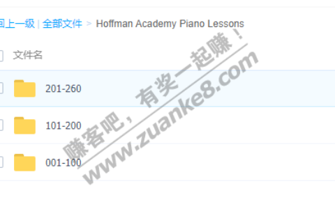 Hoffman Academy Piano Lessons  儿童钢琴课程
