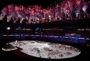 【图集】Tokyo 2020: 来自奥运第一周的图片