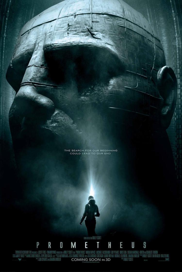 雷德利·斯科特 《普罗米修斯》电影影评:非《异形》前传的异形电影
