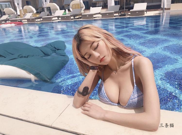 韩国主播Berry(빛베리)真人版娜美图片欣赏