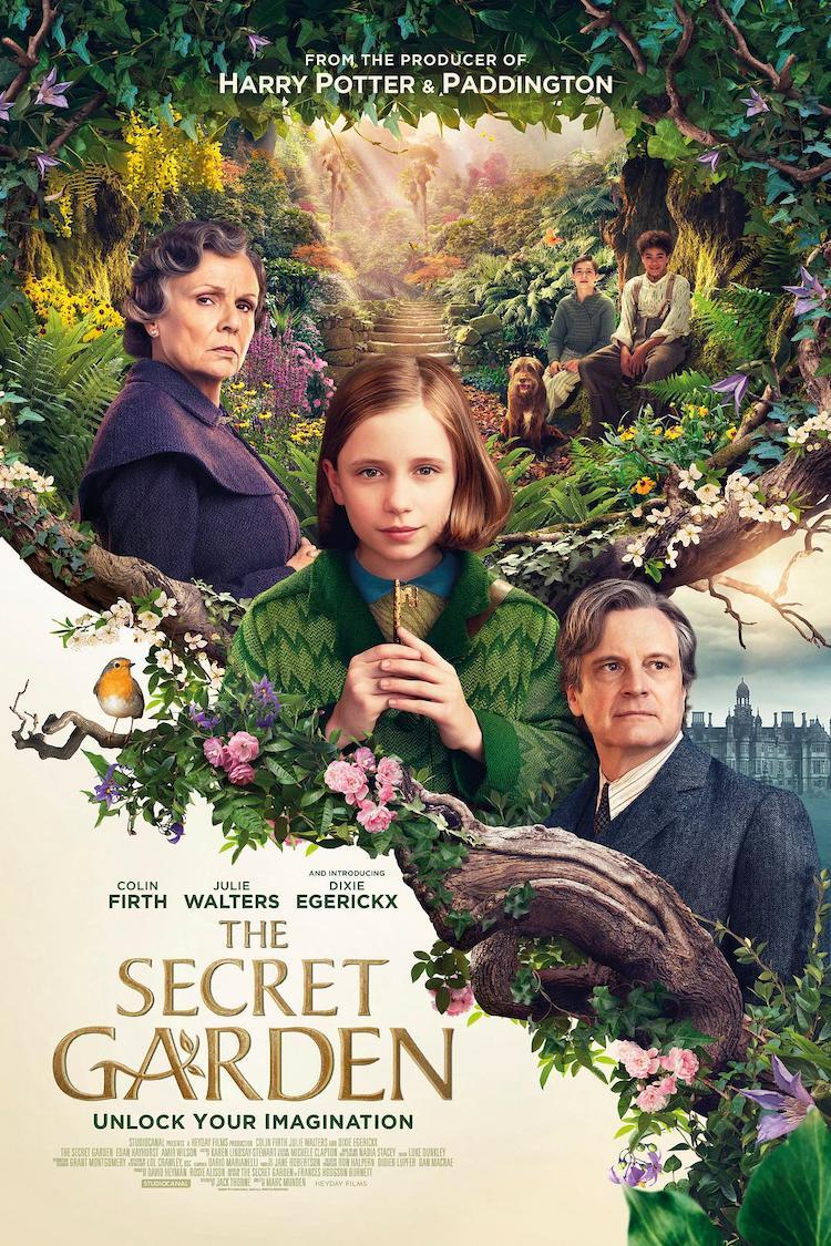 《秘密花园》电影:受伤是因为人,治愈也是因为人