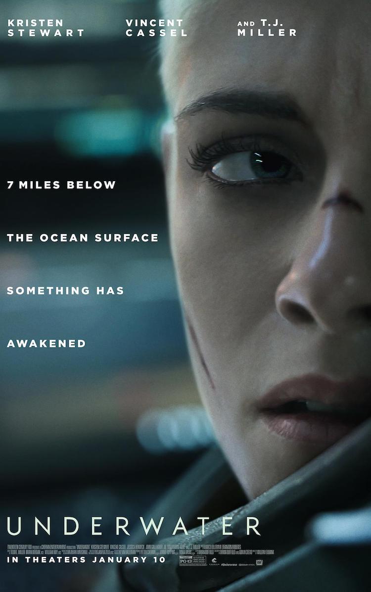 【电影心得】《海底异兽》——海底的惊悚异形世界