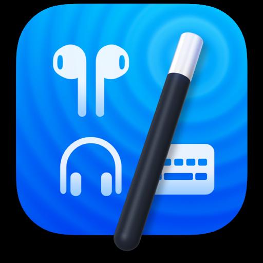 ToothFairy 2.7.3 破解版 – 一键切换连接蓝牙设备
