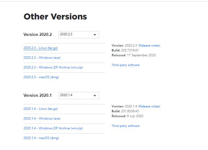 JetBrains永久使用的订阅许可:Perpetual Fallback License