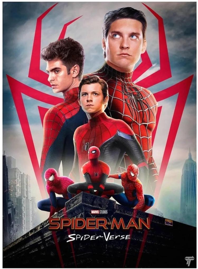 托比·马奎尔、安德鲁·加菲尔德、克斯汀·邓斯特、艾玛·斯通有望回归《新蜘蛛侠3》