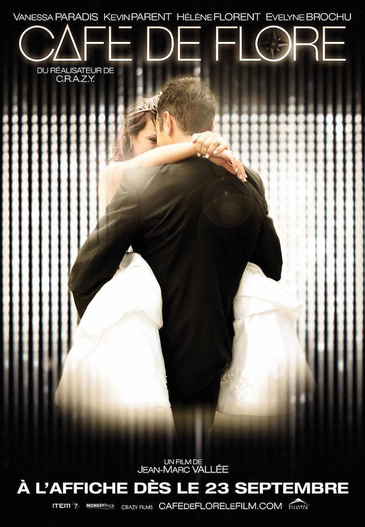 《花神咖啡馆》电影影评:用扣人心弦的歌曲与堆叠交错的叙事手法,编织出绚烂迷人的两段恋曲