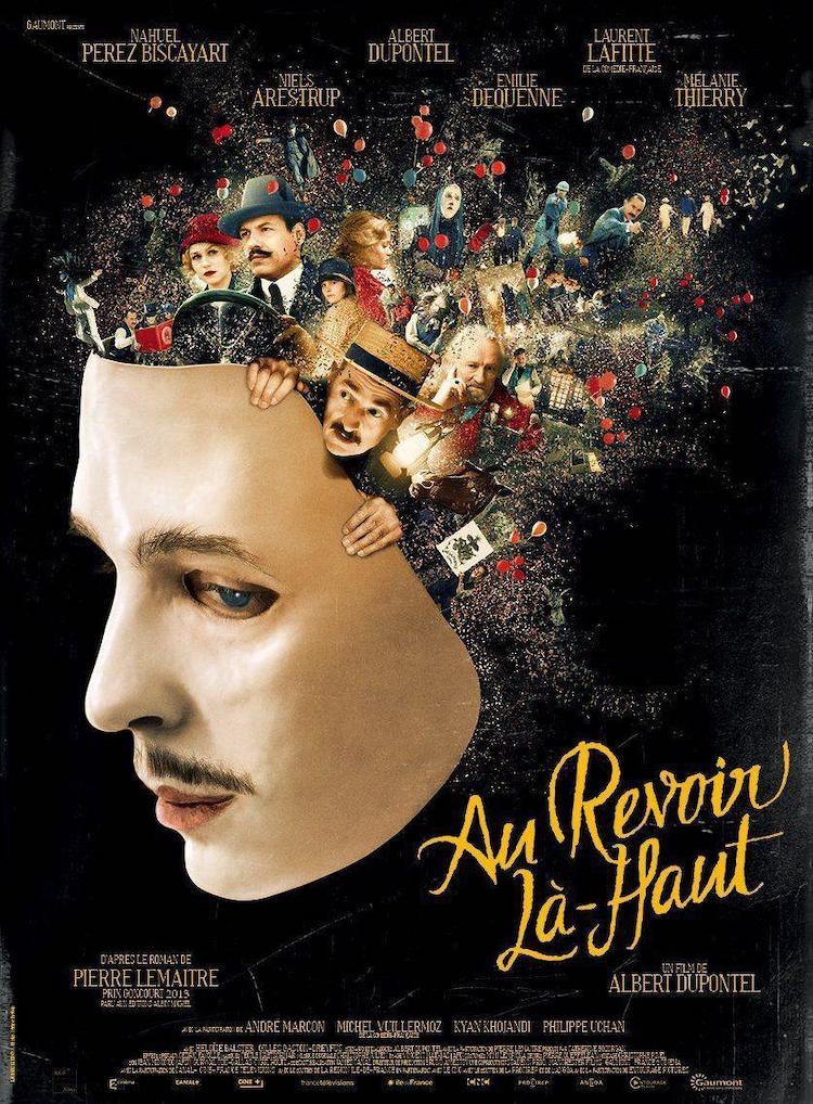 【法国电影】《天上再见》影评:爱恨交加与生死与共的战争人生
