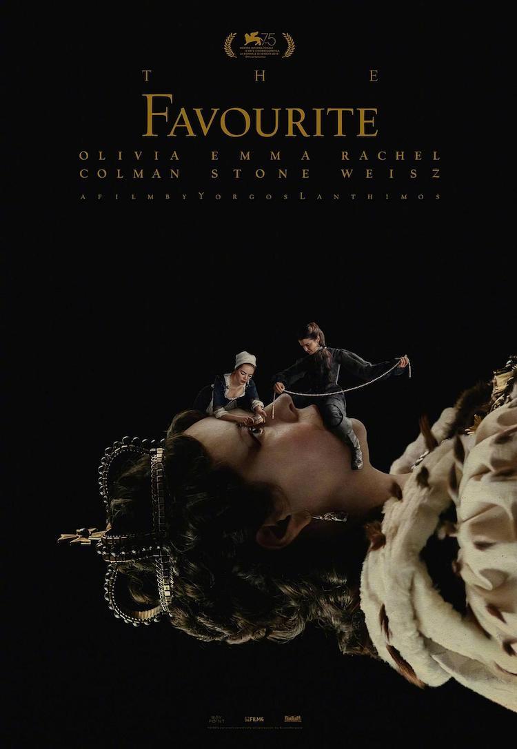《宠儿》(The Favourite)电影影评,来看一场宫廷夺爱战