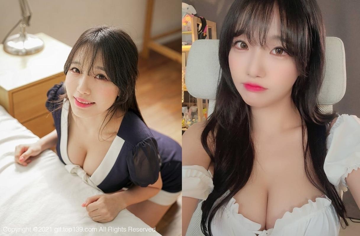 韩国主播「수련」甜笑卖萌超迷人