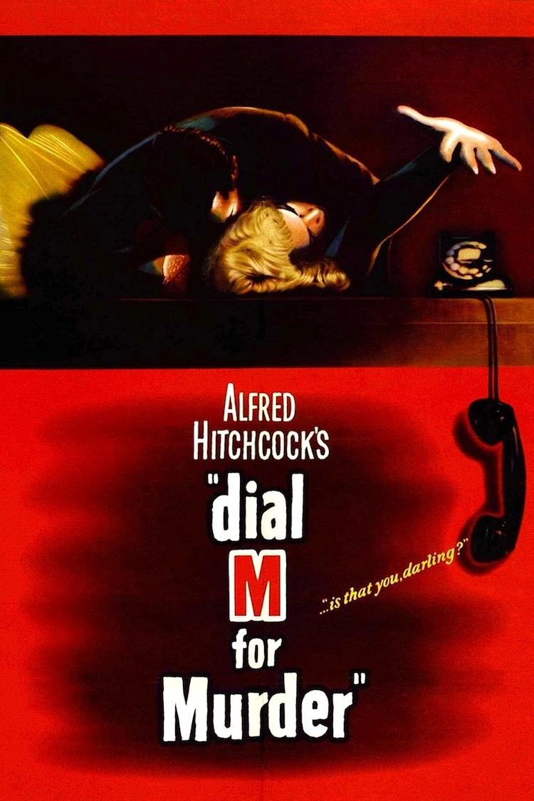 格蕾丝·凯利《电话谋杀案》:比恶鬼更恐怖的是人性-爱趣猫