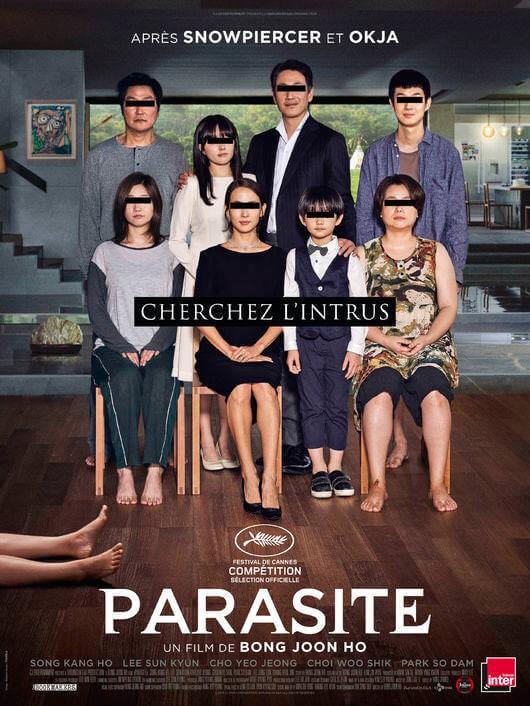 韩国电影《寄生虫》影评: 那接近我们而非我们之物