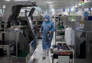 美参院将通过史上最全面产业政策法案,与中国竞争