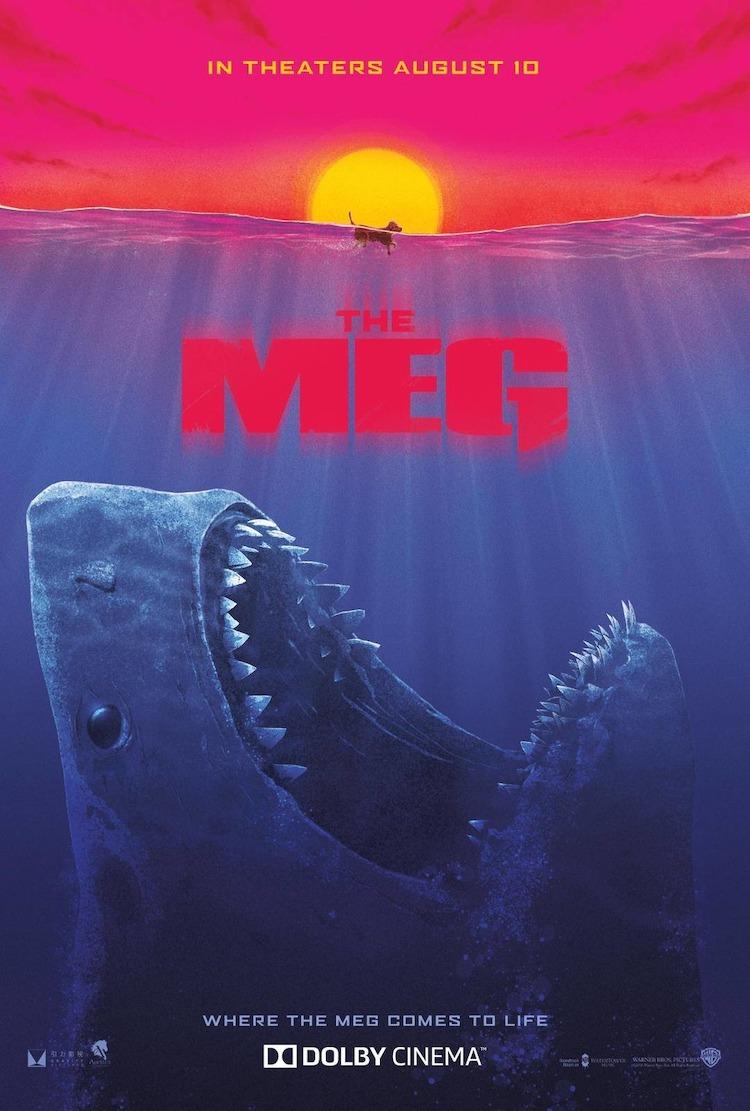 《巨齿鲨》电影评价:优缺点都很多,蛮喜欢又好像没那么喜欢