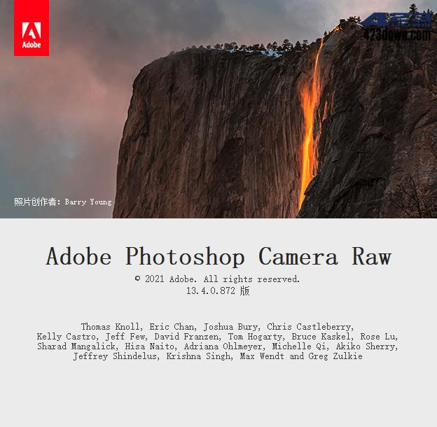 Adobe Camera RAW v13.4.0.872 增效工具