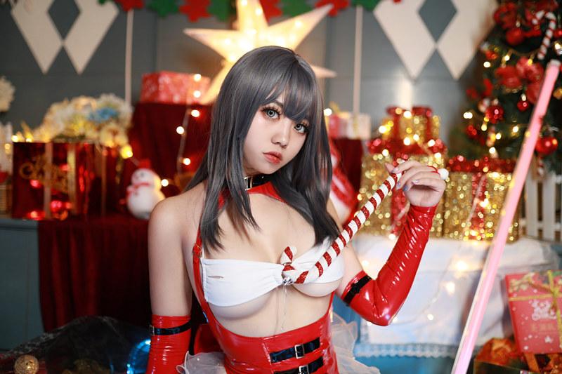 图片[2]-啊日日_Ganlory – 圣诞 [45P-289MB]-醉四季