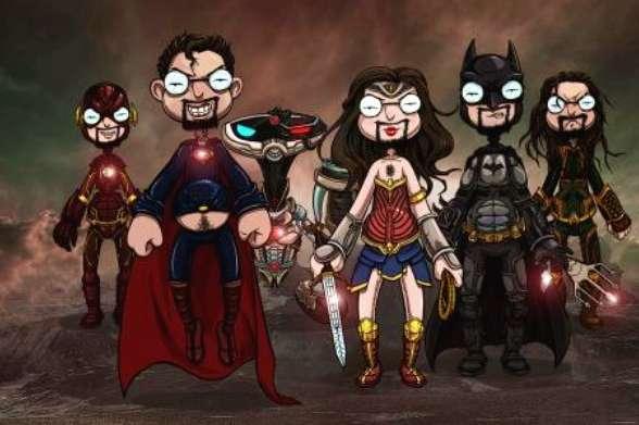 与蝙蝠侠和小丑有关!扎导透露,《正义联盟》续集的愿景