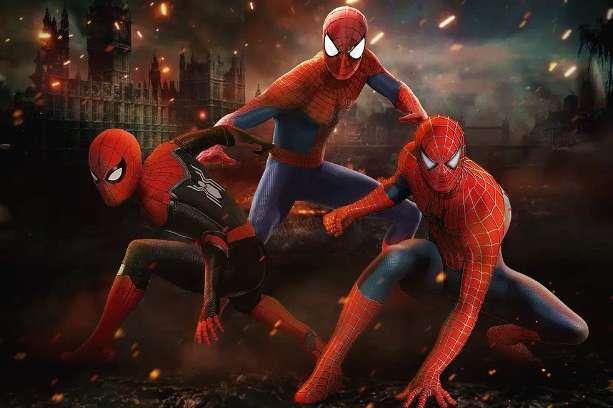 《蜘蛛侠3》主演名单,出现了前两任蜘蛛侠,粉丝:真的发生了?