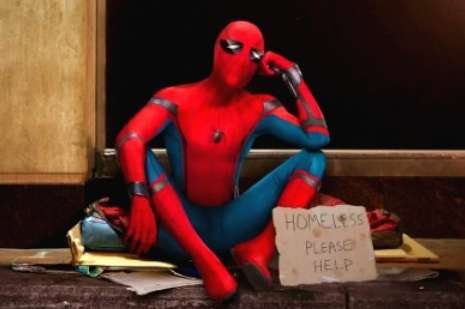 导演很头疼!汤姆·赫兰德透露,在《蜘蛛侠3》与赞达亚合作的感受