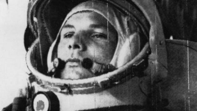 视频加注文字, 加加林:首位进入太空的人 成就苏联大外宣胜利