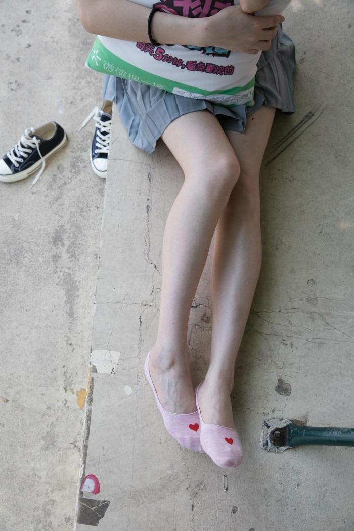 ⭐名站写真⭐物恋传媒-No.156案例猫耳-操场、校服、帆布鞋与船袜[172P/1V/4.31G]插图(2)