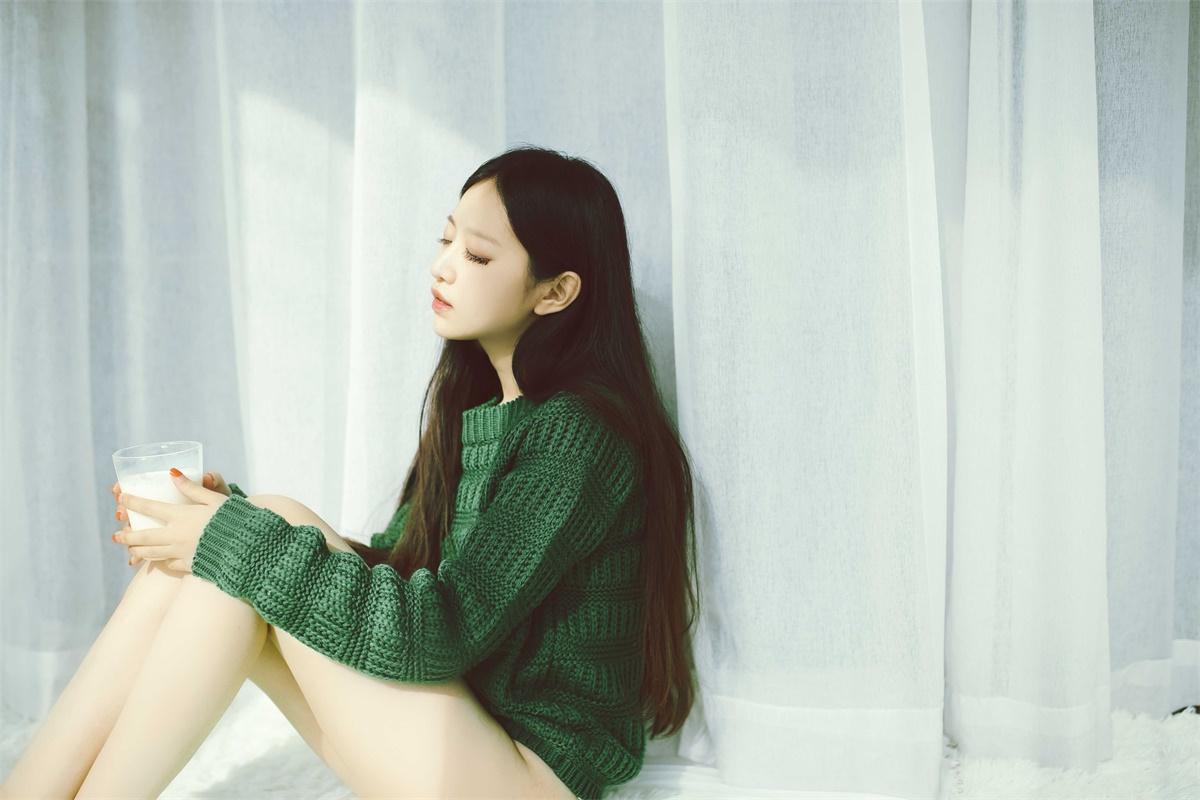 ⭐微博红人⭐Shika小鹿鹿-清纯美女@写真02【14P/60MB】插图