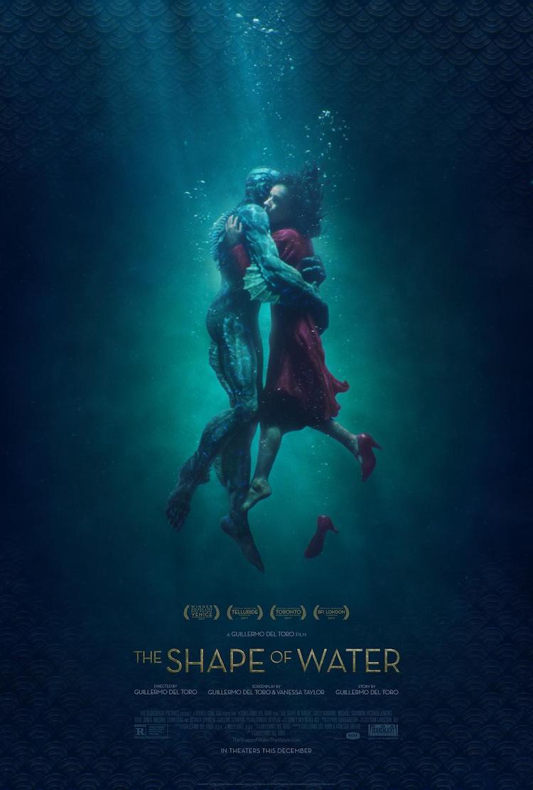 《水形物语》(The Shape Of Water)影评,一个爱与悲伤的故事