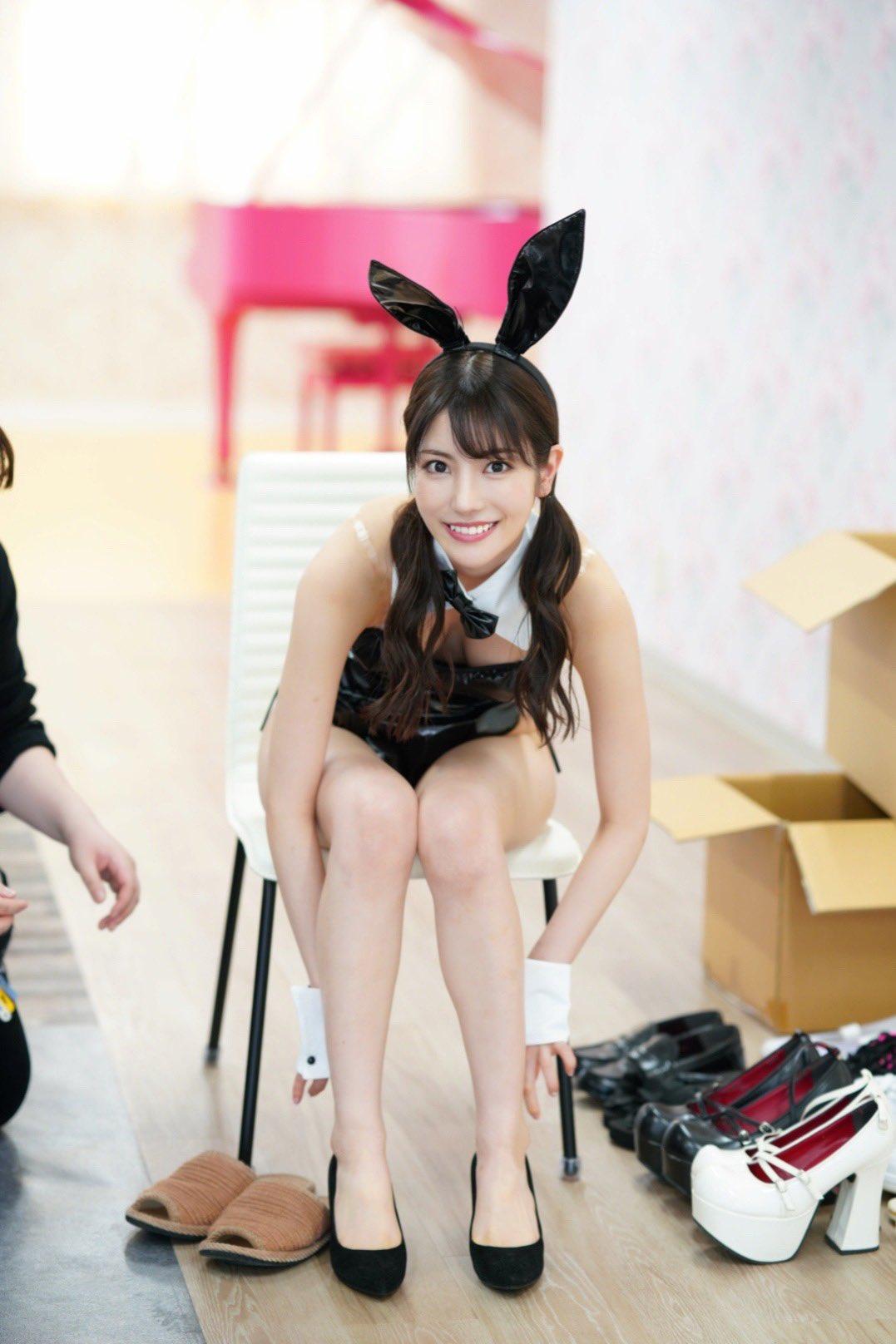 日本女星 枫可怜日常生活美图照片欣赏-觅爱图