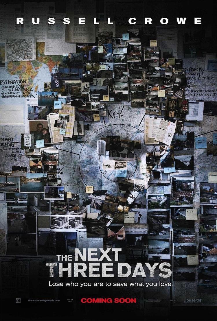 《危情三日》影评: 紧张中带着感动,结束时想鼓掌的好电影